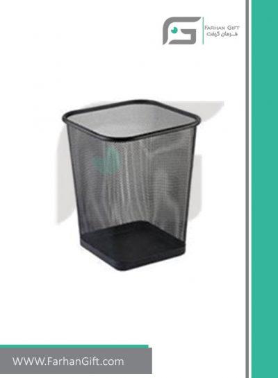 سطل فلزی مربع فرهان گیفت