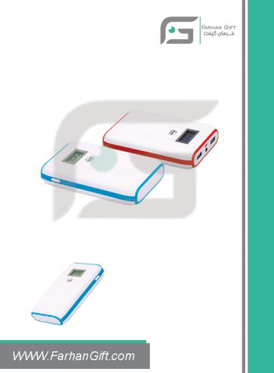 پاور بانک تبلیغاتی Power Bank 1006-هدایای تبلیغاتی الکترونیکی پاور بانک تبلیغاتی فرهان گیفت
