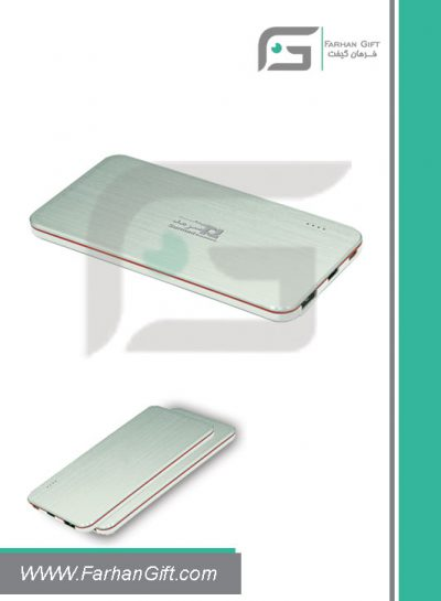 پاور بانک تبلیغاتی Power Bank 1011-هدایای الکترونیکی پاور بانک تبلیغاتی فرهان گیفت