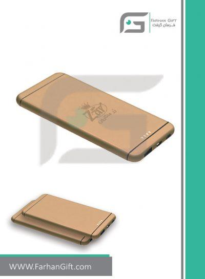 پاور بانک تبلیغاتی Power Bank 1013-هدایای الکترونیکی پاور بانک تبلیغاتی فرهان گیفت