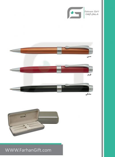 قلم نفیس ملودی melody-4 pen-هدایا تبلیغاتی