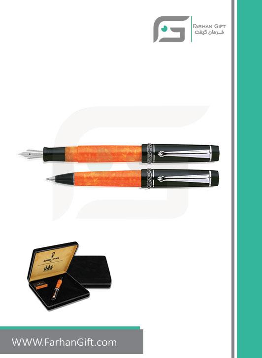 قلم نفیس دلتا delta pen dolce vita media-هدایای تبلیغاتی