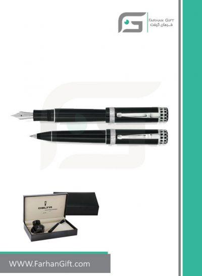 قلم نفیس دلتا delta pen forever romeo & giulietta-هدایای تبلیغاتی