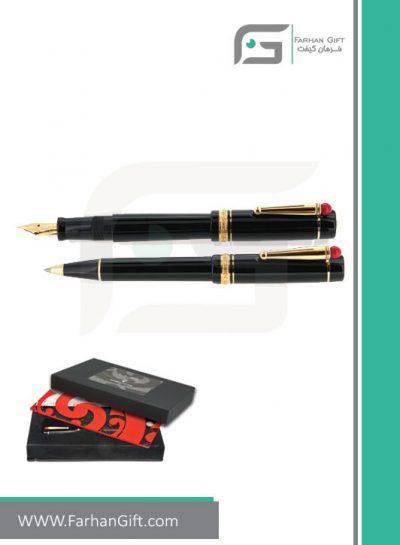 خودنویس نفیس دلتا delta pen we- هدایای تبلیغاتی