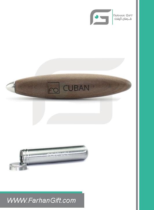 قلم نفیس فوراور forever pen Cuban-هدایای تبلیغاتی خاص فرهان گیفت