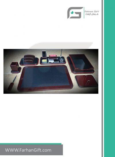 ست رومیزی مدیریتی کد 207-Management desk set-سرویس اداری رومیزی فرهان گیفت