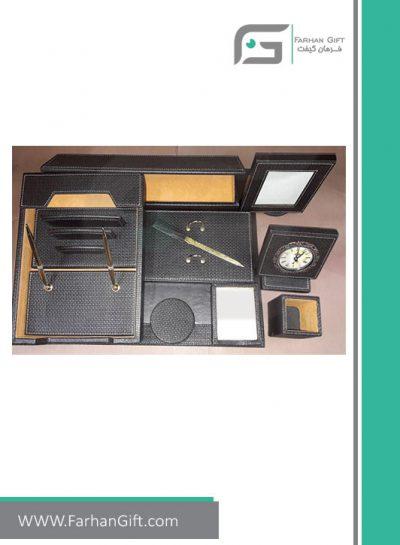 ست رومیزی مدیریتی کد 5-Management desk set-فرهان گیفت ست تبلیغاتی