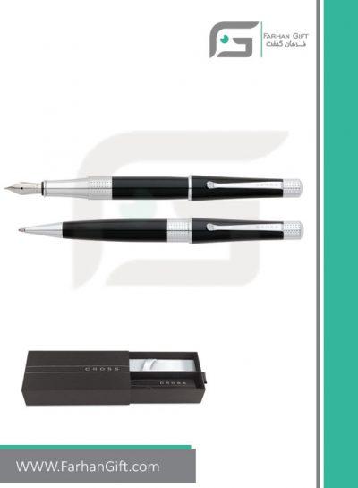 قلم نفیس کراس cross beverly هدایای تبلیغاتی خاص فرهان گیفت
