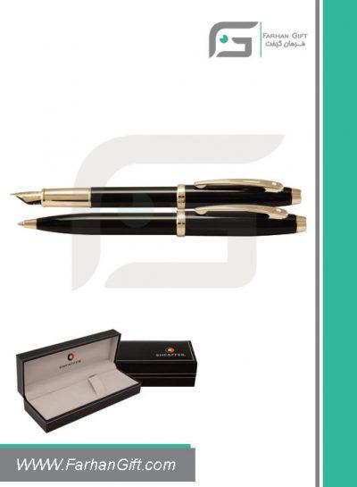 قلم نفیس شیفر pen sheaffer 100 black هدایای تبلیغاتی