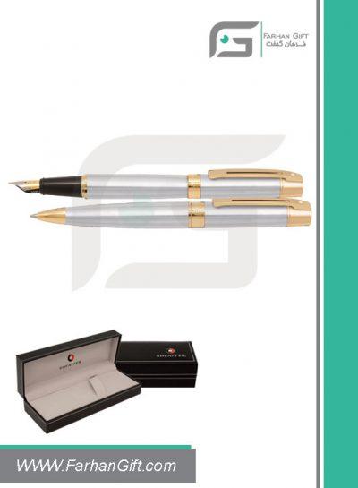 قلم نفیس شیفر pen sheaffer 300 silver هدایای تبلیغاتی