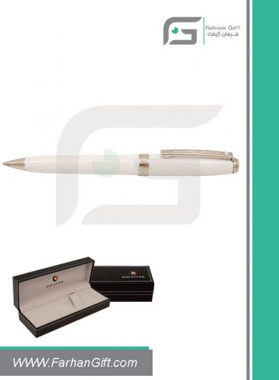 قلم نفیس شیفر pen sheaffer mini prelude whait Single هدایای تبلیغاتی