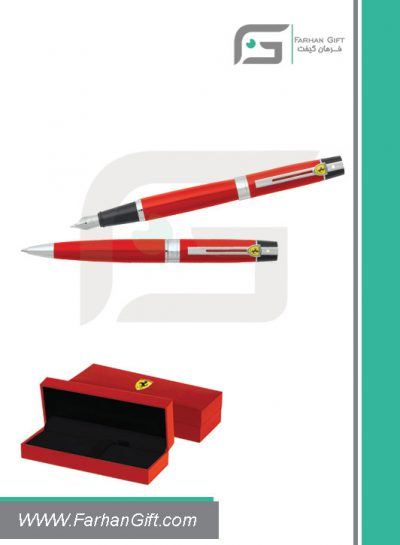 قلم نفیس شیفر pen sheaffer scuderia ferrari 300 هدایای تبلیغاتی