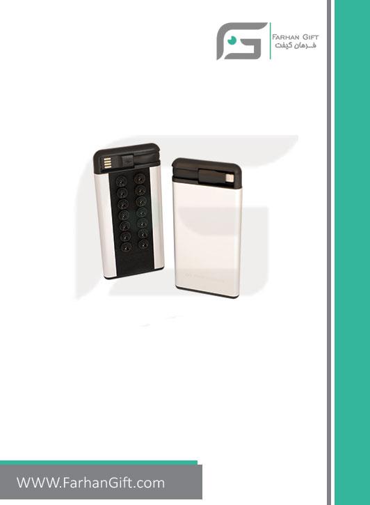 پاور بانک تبلیغاتی Power Bank fg-1002-هدایای تبلیغاتی الکترونیکی پاور بانک تبلیغاتی