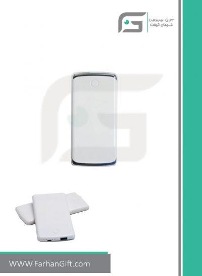 پاور بانک تبلیغاتی Power Bank fg-218-هدایای تبلیغاتی الکترونیکی پاور بانک تبلیغاتی