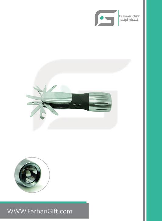 هدایای الکترونیکی تبلیغاتی چراغ قوه flashlight-T917 هدیه تبلیغاتی