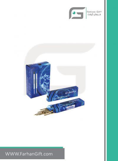 قلم نفیس یوروپن Europen bp refill01 هدایای تبلیغاتی
