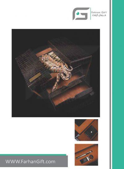 ست سالنامه نفیس Ad Yearbook FG-d-LUX سالنامه تبلیغاتی 1398