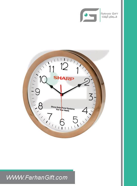 ساعت تبلیغاتی Advertising clock fg-z-5166L-3 فرهان گیفت