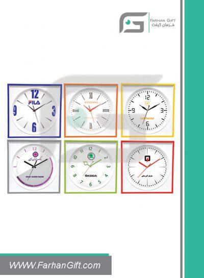 ساعت تبلیغاتی Advertising clock fg-z-5194b فرهان گیفت
