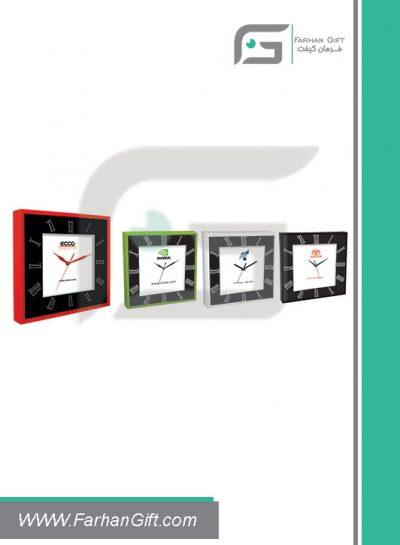 ساعت تبلیغاتی Advertising clock fg-z-5194w فرهان گیفت