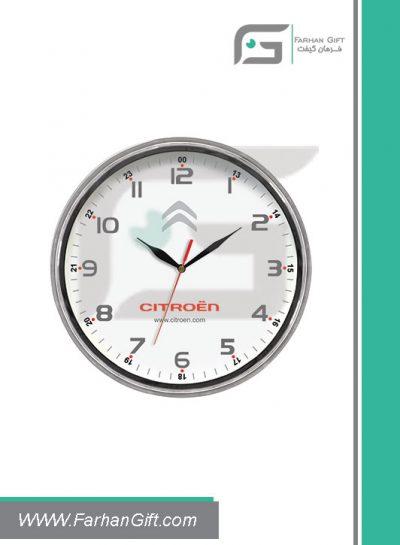 ساعت تبلیغاتی Advertising clock fg-z-5196 فرهان گیفت