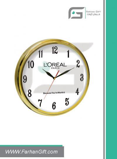 ساعت تبلیغاتی Advertising clock fg-z-5196L فرهان گیفت