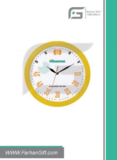 Advertising clock-5154b ساعت تبلیغاتی فرهان گیفت