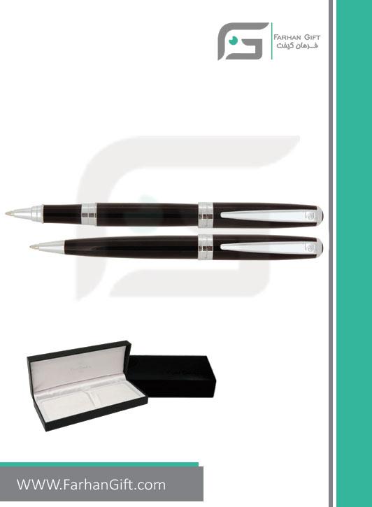 هدیه تبلیغاتی خودکار نفیس پیرکاردین Pierre Cardin-leto-II-BLACK هدایا تبلیغاتی