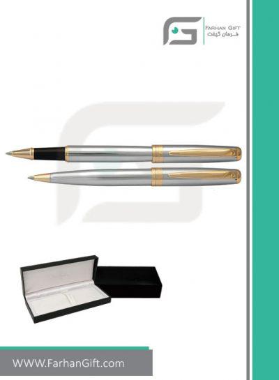 هدیه تبلیغاتی خودکار نفیس پیرکاردین Pierre Cardin-leto-II-gold-silver هدایا تبلیغاتی