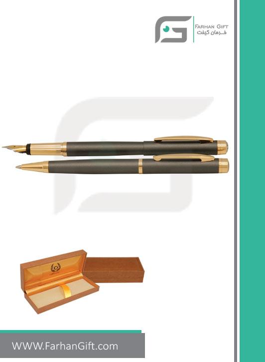 قلم نفیس ایپلمات pen iplomat ellesse-gray-قلم تبلیغاتی ایپلمات فرهان گیفت