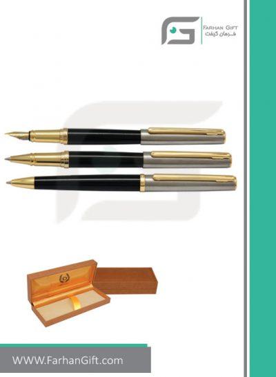 قلم نفیس ایپلمات pen iplomat -muller-black قلم تبلیغاتی ایپلمات فرهان گیفت