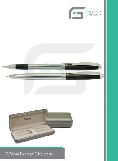 قلم نفیس ملودی melody-12-black هدایای تبلیغاتی