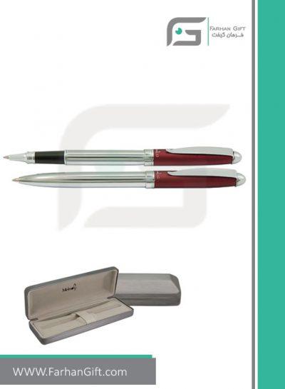 قلم نفیس ملودی melody-12-red هدایای تبلیغاتی