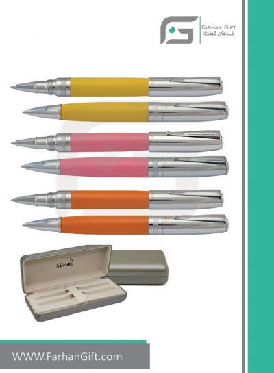 قلم نفیس ملودی melody-53-color هدایای تبلیغاتی