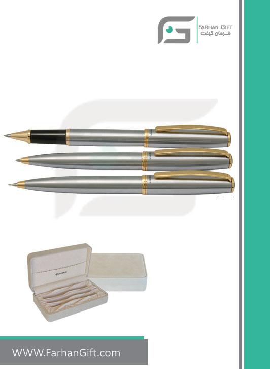 قلم نفیس یوروپن Europen -01-STEEL-join- هدایای تبلیغاتی