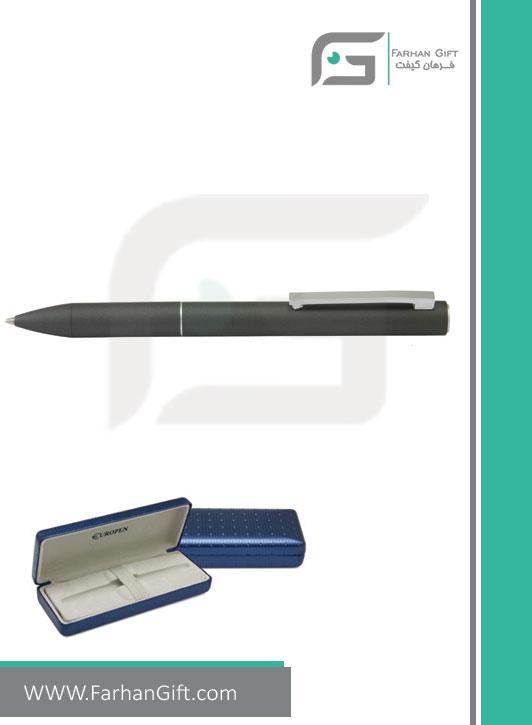 قلم نفیس یوروپن Europen kianهدایای تبلیغاتی