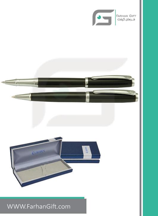 قلم نفیس یوروپن Europen -black-kianهدایای تبلیغاتی