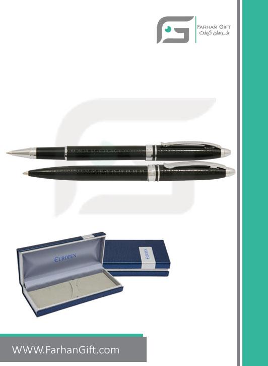 قلم نفیس یوروپن Europen lineهدایای تبلیغاتی