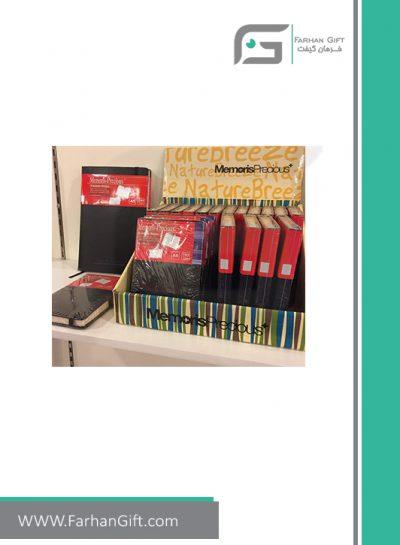 دفترچه یادداشت تبلیغاتی هدایای تبلیغاتی