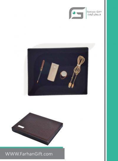 هدایای تبلیغاتی ست الکترونیکیAd Electronic Set FG-L-w608 هدایای لوکس