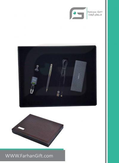 هدایای تبلیغاتی ست الکترونیکیAd Electronic Set FG-L-w609 هدایای لوکس