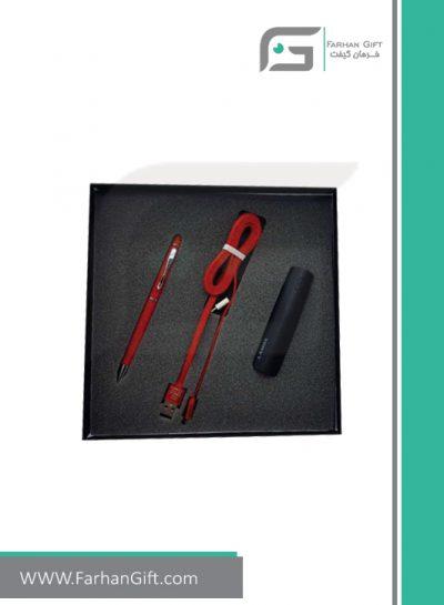 هدایای تبلیغاتی ست الکترونیکیAd Electronic Set FG-L-w618 هدایای لوکس