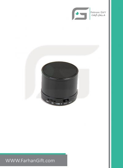 اسپیکر بلوتوث تبلیغاتی SPEAKER FG-01-خرید هدیه خاص فرهان گیفت