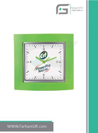 ساعت تبلیغاتی Advertising clock fg-z-5135 فرهان گیفت