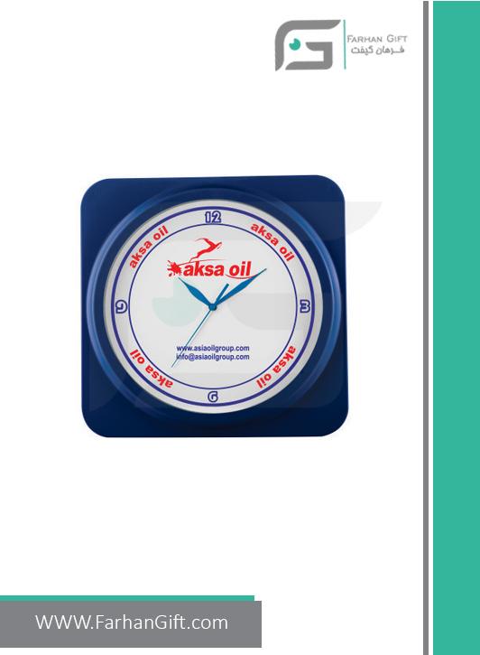 ساعت تبلیغاتی Advertising clock fg-z-5191 فرهان گیفت