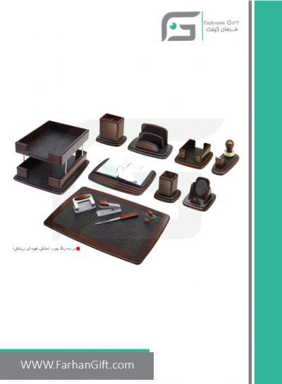 ست رومیزی مدیریتی کد 309-Management desk set-سرویس اداری رومیزی فرهان گیفت