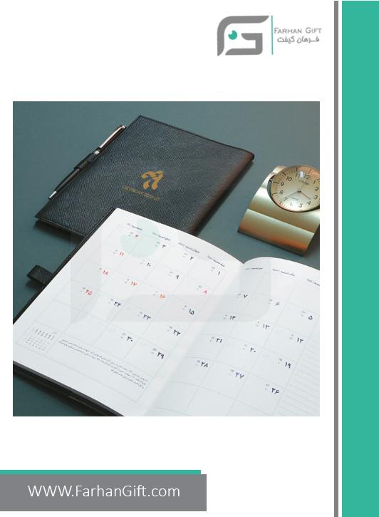 سالنامه نفیس Ad Yearbook FG-R-paris سالنامه تبلیغاتی 1399