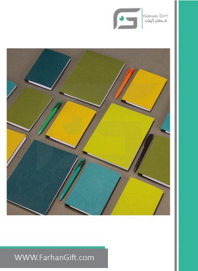 دفتر یادداشت طرح دانا FG-D429- دفتر یادداشت تبلیغاتی