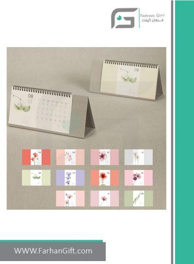 تقویم رومیزی طرح آوا FG-D418- تقویم رومیزی 1400