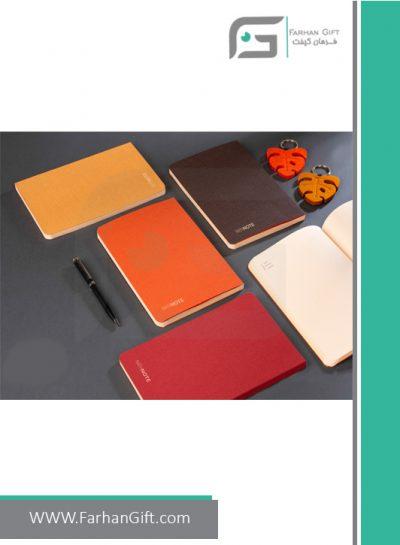 دفتر یادداشت جلدنرم FG-R-jeldnarm- دفتر یادداشت تبلیغاتی